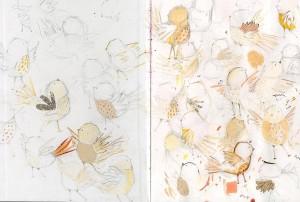 sketchbook Peeps