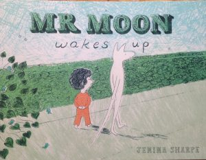 Mr Moon Wakes Up, by Jemima Sharpe